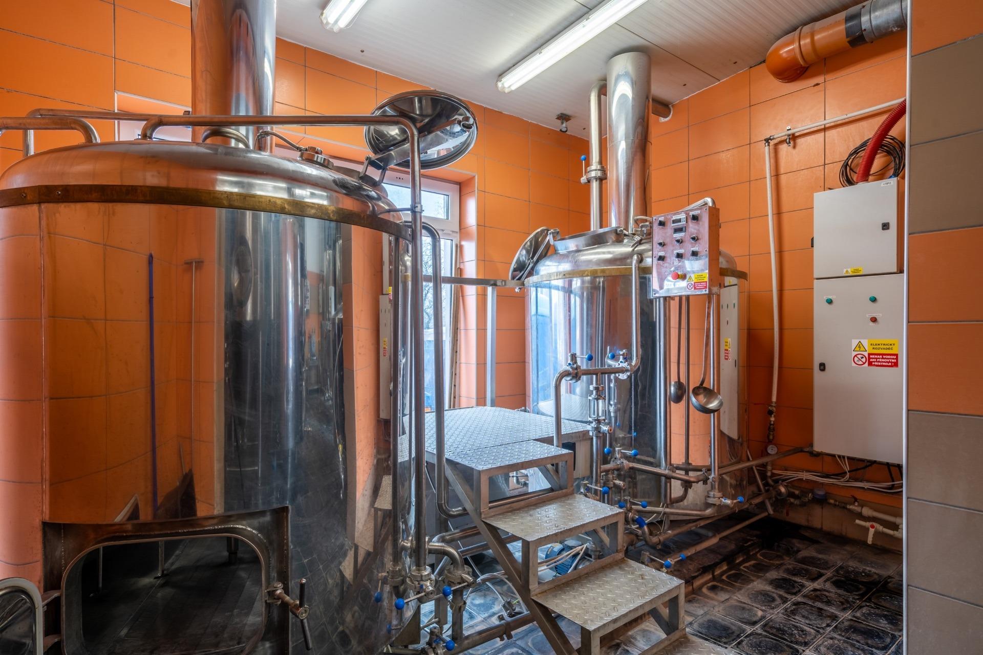 Poděbradský pivovar