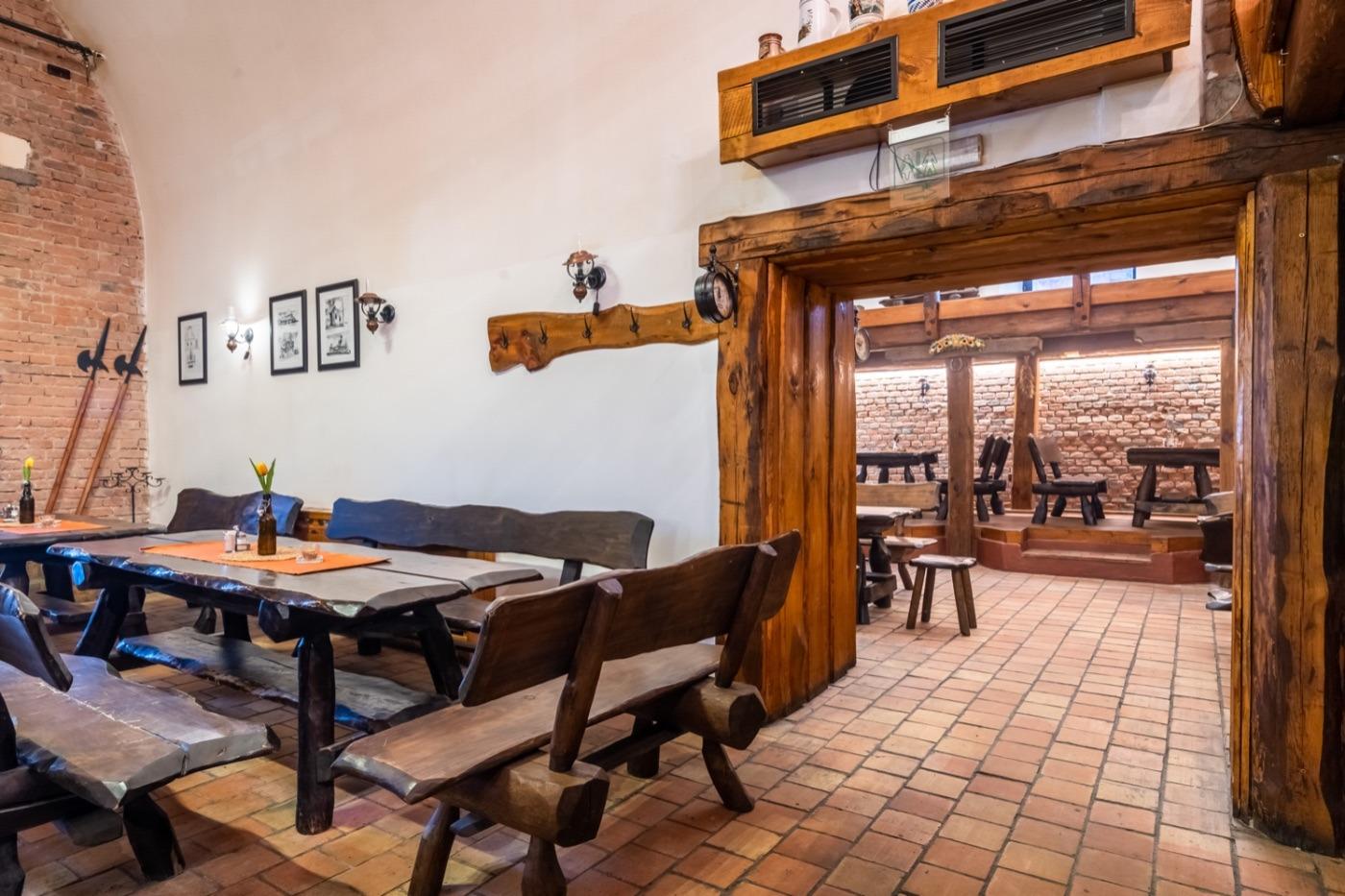 Restaurace Poděbradský pivovar